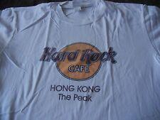 Hard Rock Cafe Hong Kong The Peak Classic Shirt T-Shirt Men Size Large