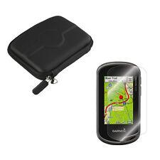 Screen Protector + Portable Protect Case for Garmin Oregon 600 650 700 750 (T)