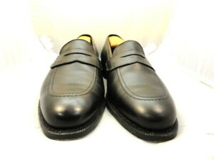 "Allen Edmonds Men's Shoes ""Lake Forest"" Penny Loafers Black 9.5 B (179)"