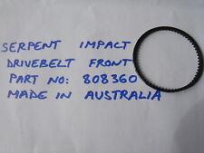 New Serpent Impact After market Drive belt FRONT 808360