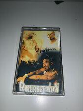 RARE! 2 Pac Resurrection Tupac Makeveli 90s Mixtape NYC Promo Cassette Tape