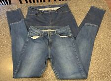 Mott & Bow Straight Boyfriend Denim Jeans 31 x 32