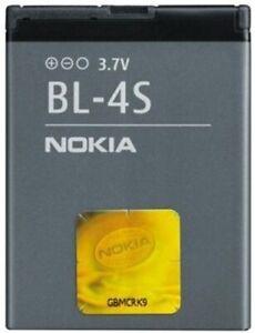 Nokia BL-4S Battery For Nokia X3-02 3600 2680 Slide 3710 Fold 7020 6208C 7100