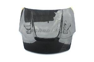 Carbon Fiber Bonnet Fiber Fit For 06-08 Nissan 350Z Z33 Kouki JP-R Style Hood