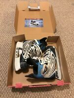 CCM VECTOR 3.0 ICE HOCKEY SKATES GREAT CONDITION MEN SIZE 8 D Excellent HOCKEY