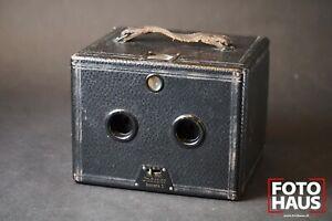 *AS-IS* Neithold Indupor Jndupor Stereo Ce-Nei Ce Nei Box Plate Camera 9x12