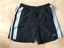 PUMA kurze Sporthose Shorts schwarz 48/50 USA: M wie NEU