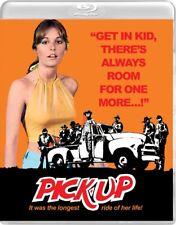 Pick-Up Blu Ray & DVD 1973 Bernard Hirschenson Vinegar Syndrome