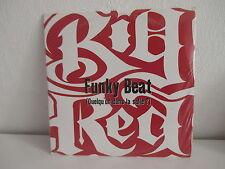 BIG RED Funky beat (quelqu'un dans la salle ?) 5462902 CD SINGLE S/S