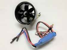 EDF 70mm Brushless Power System with 2800kv motor & 45A ESC -- FAST SHIPPING USA