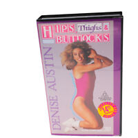 Denise Austin Body Sculpting VHS Pal Aerobics