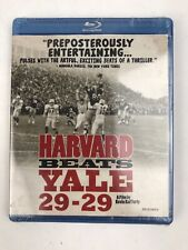 Harvard Beats Yale 29-29 (Blu-ray Disc, 2009) Kino Video Brand New Sealed