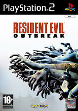 Resident Evil Outbreak PS2 jeu jeux action game games spellen spelletjes 2854