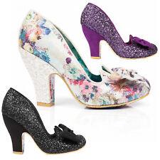 Rockabilly Kitten Heel T Bar Shoes