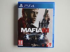 Mafia III on PS4 in EXCELLENT Cond(Disc MINT)(Inc Unused 'Family Kickback' DLC)