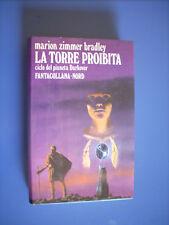 """FANTACOLLANA NORD 34 - """"LA TORRE PROIBITA"""" MARION Z. BRADLEY - OTTIME CONDIZION"""