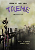 Treme - The Complete Fourth (4th) Season New DVD