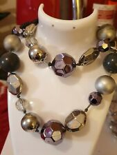 Fashion Jewellery large beads Necklace