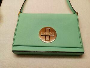 Kate spade purse Handbag TEAL New York SHOULDER