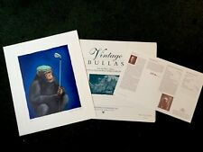 "Will Bullas   CHIMP SHOT... (Golf  FUN )  1995 96/1000  NIF <30"" SN Lithograph"