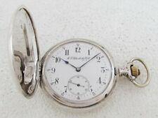 IWC/JWC Schaffhausen Vintage Swiss Men's Pocket Watch