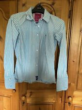 Rydale Blue And Pink Stripe shirt. Size 8