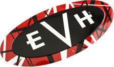 Evh Logo Embossed Tin Sign Eddie Van Halen