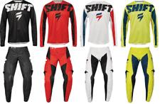Shift Whit3 York Men's Pant & Jersey Riding Gear Combo Atv Mx Dirt Bike