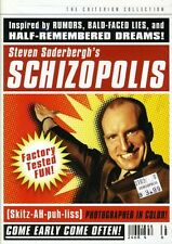 Schizopolis [Criterion Collection] (2003, REGION 1 DVD New)