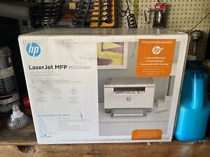 HP LaserJet M234dwe Monochrome Laser All-In-One Printer
