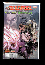 MRS DEADPOOL AND HOWLING COMMANDOS #3 NM/NM+