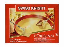 Swiss Knight Fondue - L'Original From Switzerland, 14 Oz. BB10/20