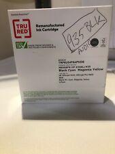 TRU RED HP 934XL/935 TRF6U04FN4PKDS 4PK Ink Cartridge Black Cyan Magenta Yellow