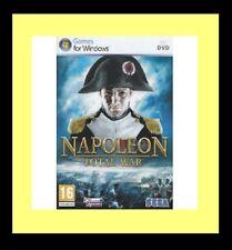 Napoleon: Total War (PC DVD) PC 100% Brand New