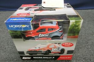 Losi 4WD Micro Rally X Red 1/24 Scale RTR Electric Car Horizon Hobby NEW