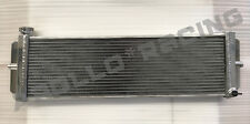 Universal Alloy Aluminum Radiator 625mm x 200mm x 60mm Inlet / outlet 19mm