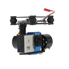CNC FPV BGC 2 Axis Brushless Gimbal+Controller&Sensor for GoPro 3 Camera 9M5R