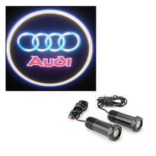 Audi Q3 Q5 - 5w Cree LED Car Door Logo Welcome Projector Lights Universal 12v