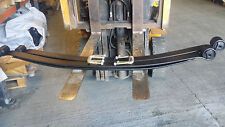 2015 CITROEN RELAY / PEUGEOT BOXER / FIAT DUCATO REAR HEAVY DUTY LEAF SPRINGS.