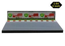 Diorama Circuit BP Super Visco Static - 3 inch   1/64ème - #3in-2-P-K-003
