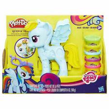 Hasbro Play-Doh My Little Pony Rainbow Dash Hair Styling 3 B0011