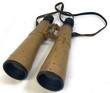 Vintage Binoculars WWII German 10 X 50  D. F.