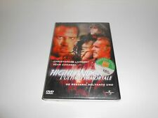 DVD HIGHLANDER L'ULTIMO IMMORTALE SIGILLATO C. LAMBERT SEAN CONNERY UNIVERSAL