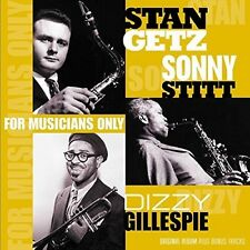 Stan Getz / Dizzy Gillespie - For Musicians Only [New Vinyl LP] Holland - Import