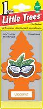 Little Trees Coconut fruit Long lasting best fragance car air fresheners 24 pcs