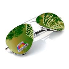 Gafas de sol de hombre polarizadas verdes sin marca