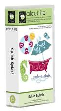 NEW!!  Cricut cartridge Splish Splash!!  Lite / Retired!!  Free shipping!!