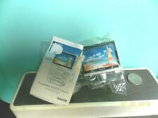 Dollhouse Miniature Plasma TV with stand and remote