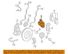 Mercedes MERCEDES-BENZ OEM 05-10 SLK55 AMG Front Brake-Disc Caliper 0034206783