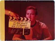 Star Trek TOS 35mm Film Clip Slide Lights of Zetar Clapper Board Kirk 3.18.31